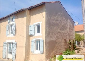 Thumbnail 3 bed property for sale in Marcillac Lanville, 16140, France