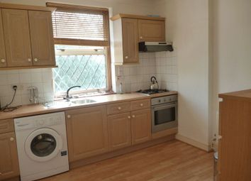 Thumbnail 1 bed flat to rent in Weymouth Avenue, London