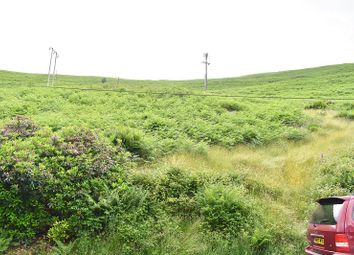 Thumbnail Land for sale in Plot 2 Bryn Road, Ogmore Vale, Bridgend.