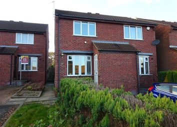 Thumbnail 2 bed semi-detached house for sale in Raven Grove, Beckfield Lane, York