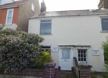 Thumbnail 2 bedroom terraced house for sale in Cliff Hill, Gorleston, Great Yarmouth