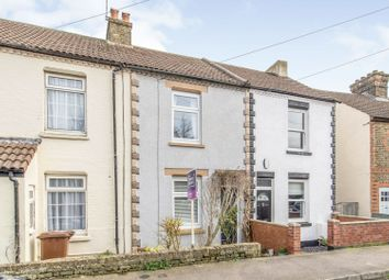 Thumbnail 2 bed terraced house for sale in Kent Road, Halling, Rochester