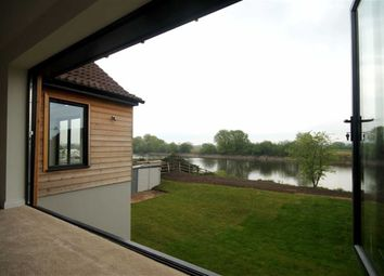 Thumbnail 4 bed detached house for sale in Main Road, Minsterworth, Gloucester