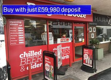 Thumbnail Retail premises for sale in Green Lane, Sale