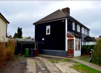 Thumbnail 3 bed property to rent in Hunters Hall Road, Dagenham
