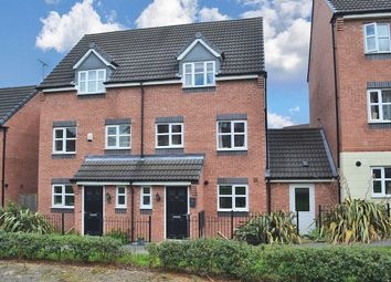 Thumbnail 3 bed semi-detached house for sale in College Green Walk, Mickleover, Derby