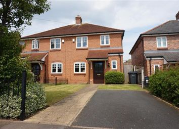 Thumbnail 2 bedroom semi-detached house for sale in Darley Avenue, Hodge Hill, Birmingham