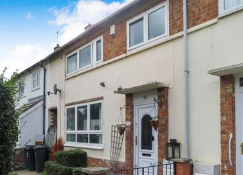 Thumbnail 4 bedroom town house for sale in Somers Road, Thurnby Lodge, Leicester