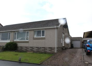 Thumbnail 2 bed semi-detached bungalow to rent in Brentfield Circle, Ellon, Aberdeenshire