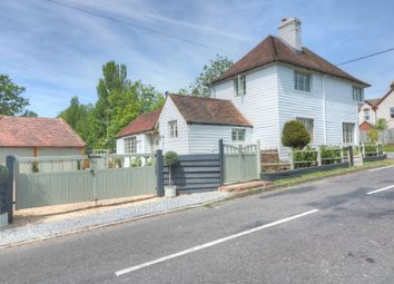 Thumbnail 4 bed detached house for sale in Winchester Road, Stroud, Petersfield