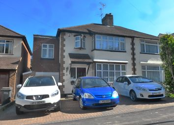 Thumbnail 4 bedroom semi-detached house for sale in Dulverton Road, Selsdon, South Croydon, Surrey