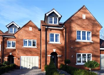 Thumbnail 4 bed terraced house for sale in Cliddesden Road, Basingstoke, Hampshire