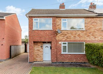Thumbnail 3 bed semi-detached house for sale in Lonsdale Way, Oakham