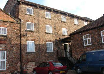 Thumbnail 1 bedroom flat to rent in Kingsmill, Sheepfoot Hill, Malton