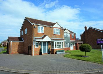 Thumbnail 3 bed detached house for sale in Rowan Drive, Handsacre