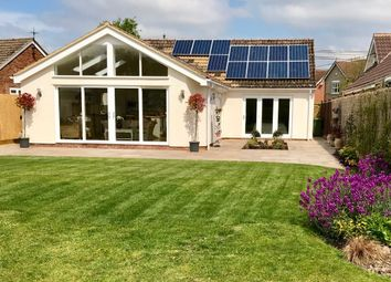 Thumbnail 3 bed detached bungalow for sale in Whittlesford Road, Newton, Cambridge