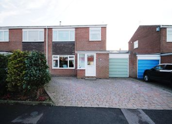 Thumbnail 3 bedroom semi-detached house to rent in Grinstead Way, Carrville, Durham