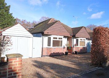 Thumbnail 4 bed detached bungalow for sale in West Byfleet, Surrey