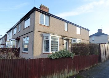 Thumbnail 1 bedroom end terrace house for sale in Blenheim Avenue, Coventry