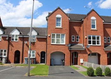 Thumbnail 3 bed town house to rent in Lambert Crescent, Kingsley Village, Nantwich, Cheshire