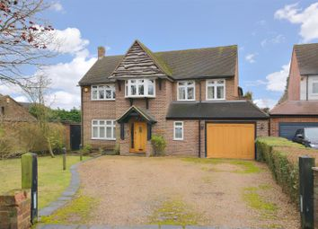 Thumbnail 5 bed detached house for sale in Williams Way, Radlett