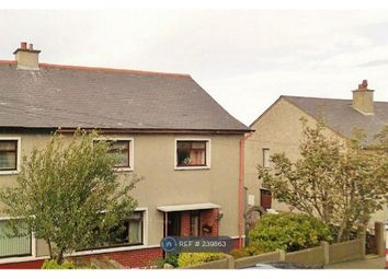 Thumbnail 3 bed semi-detached house to rent in Bracoden Terrace, Gardenstown
