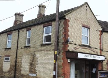 Thumbnail 1 bed flat to rent in High Street, Harrold, Bedford