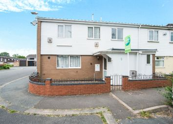 Thumbnail 5 bed end terrace house for sale in Medway, Tamworth