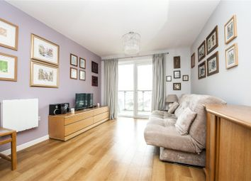 Thumbnail 1 bed flat for sale in The Boathouse, Ocean Drive, Gillingham, Kent