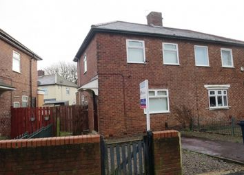 Thumbnail 3 bedroom semi-detached house for sale in Dunlop Crescent, South Shields