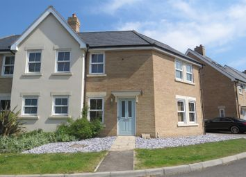 Thumbnail 3 bed semi-detached house for sale in Maunder Avenue, Biggleswade