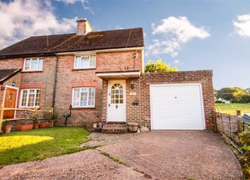 Thumbnail 3 bed semi-detached house for sale in Skinners Lane, Catsfield, East Sussex