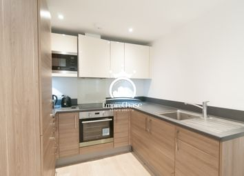 Thumbnail 1 bed flat to rent in Central Square, Wembley