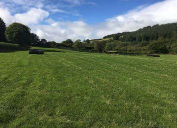 Thumbnail Farm for sale in Land Known As Cwm Linton, Cwm, Churchstoke, Montgomery, Powys