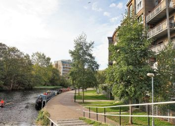 Thumbnail 1 bed flat for sale in Harry Zeital Way, London