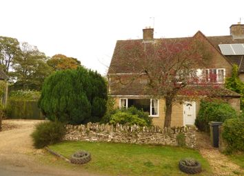Thumbnail 3 bed semi-detached house for sale in Compton Abdale, Nr Northleach, Cheltenham
