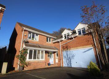 Thumbnail 5 bedroom detached house for sale in Wayfaring, Barnstaple