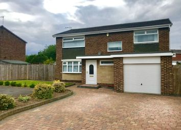 Thumbnail 4 bed detached house for sale in Barnack Avenue, Marton-In-Cleveland, Middlesbrough