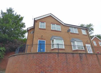 Thumbnail 3 bedroom property to rent in St Andrews Square, Stoke, Staffordshire