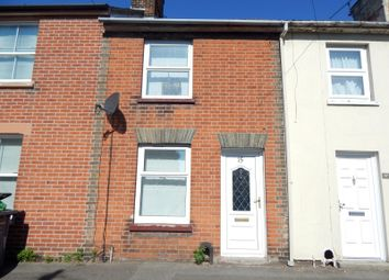 Thumbnail 2 bedroom terraced house to rent in Margaret Street, Felixstowe