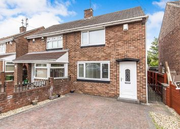 Thumbnail 2 bed semi-detached house to rent in Gleneagles Road, Grindon, Sunderland