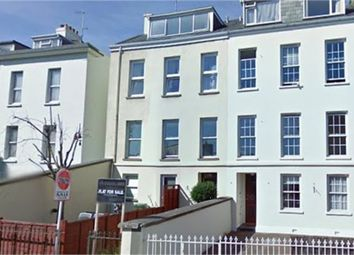 Thumbnail 1 bed flat for sale in Flat 4, 13 Trinity Road, St Helier