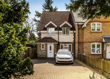 Thumbnail 4 bed semi-detached house for sale in Manor Avenue, Caterham, Surrey