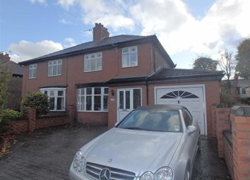 Thumbnail 3 bed semi-detached house for sale in Marina Avenue, Great Sankey, Warrington, Cheshire
