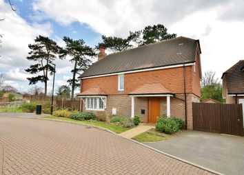 Thumbnail 4 bed detached house for sale in Skene Close, Send, Woking