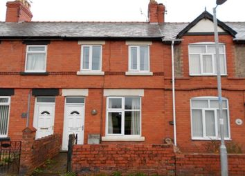 Thumbnail 2 bed terraced house for sale in Gwynfa Cottages Gatewen Road, New Broughton, Wrexham