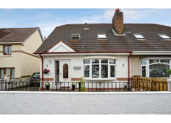 Thumbnail 3 bed semi-detached house for sale in Rosgoill Gardens, Belfast
