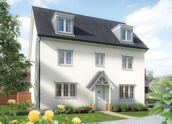 "Thumbnail 5 bed detached house for sale in ""The Yew"" at Headcorn Road, Staplehurst, Tonbridge"