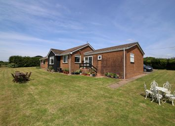 Thumbnail 3 bed detached bungalow for sale in Stoodleigh, Tiverton