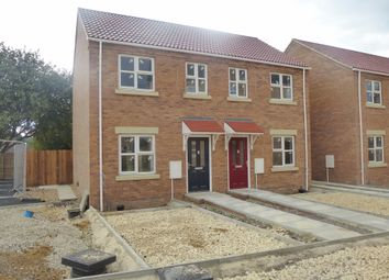 Thumbnail 2 bed semi-detached house for sale in Lerowe Road, Wisbech